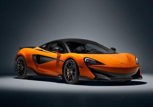 McLaren выпустит 18 новых моделей за 7 лет