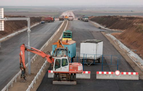 В Украине выполнили более половины плановых ремонтов дорог