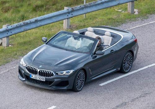 Каким будет кабриолет BMW 8-Series