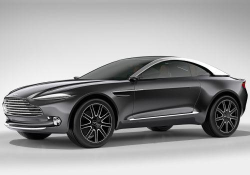 Aston Martin выпусти кроссовер в конце 2019 года