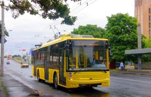 «Богдан» выиграл тендер на поставку троллейбусов в Херсон