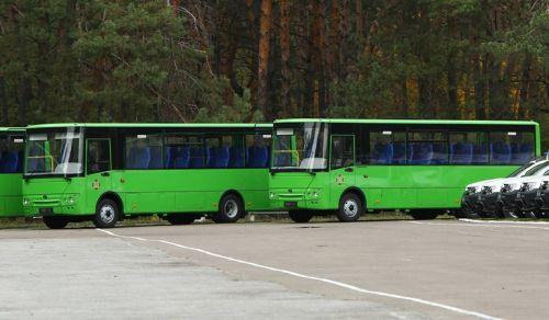 Украинские пограничники закупят автобусы «Богдан»