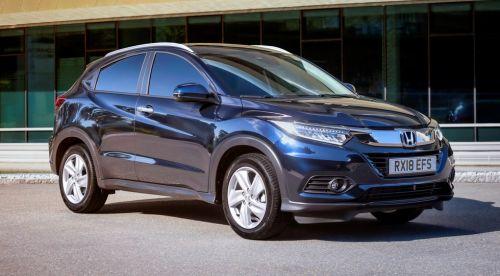Honda HR-V обновился - Honda