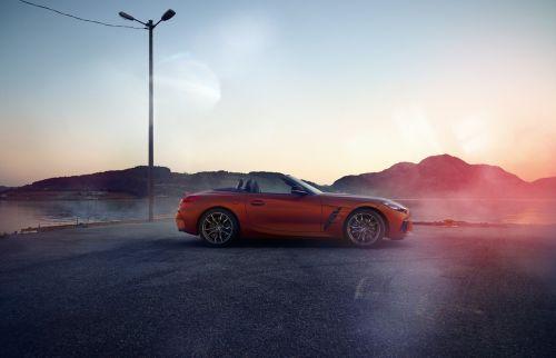 Каким будет новый BMW Z4. Фото