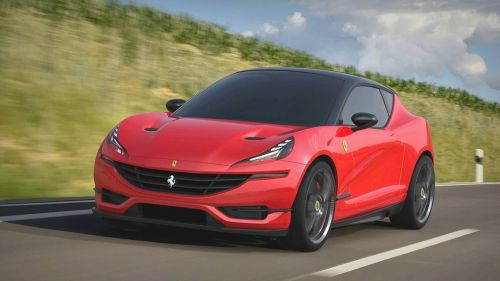 Ferrari может войти в еще один новый сегмент