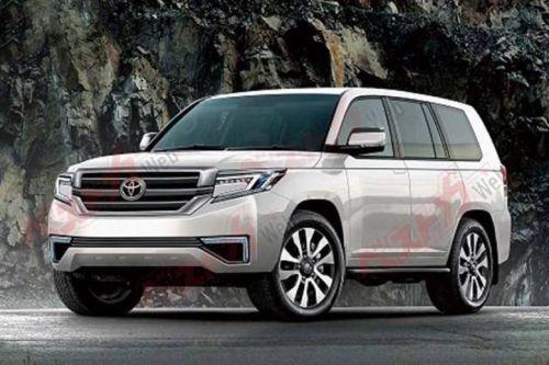 Каким будет новый Toyota Land Cruiser