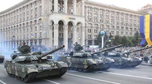 Какие новинки украинской промышленности показали во время парада