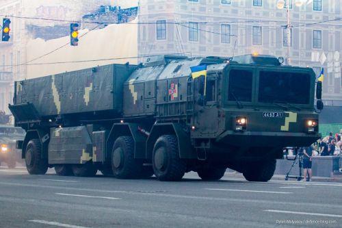 """Украинский ОТРК """"Гром-2"""" проведет учебные стрельбы уже в 2019 году"""
