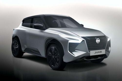 Nissan Juke следующего поколения опять станет необычным