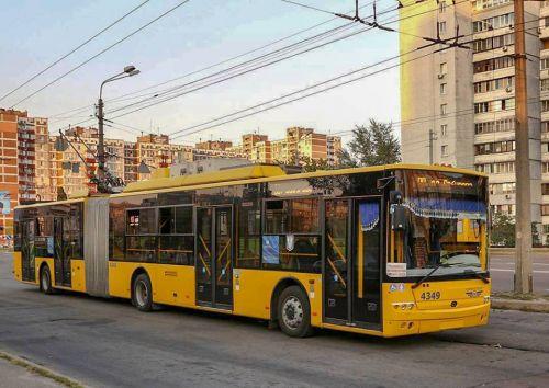 Осень показала, что общественный транспорт требует срочных изменений – «Богдан»