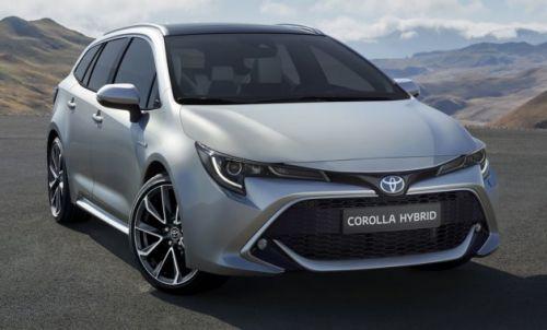 На автосалоне в Париже Toyota представит универсал Corolla Touring Sports
