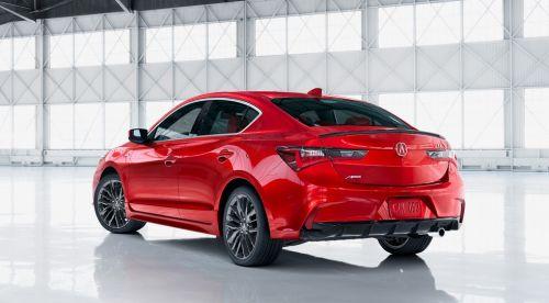 Представлен обновленный Acura ILX - Acura