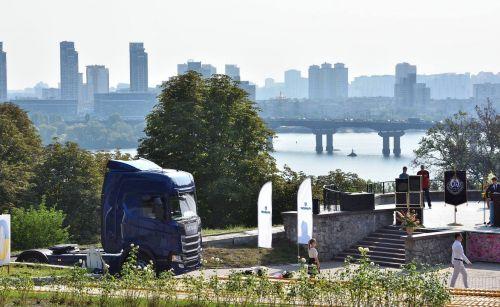 Scania проводит конкурс среди студентов технических ВУЗов Украины
