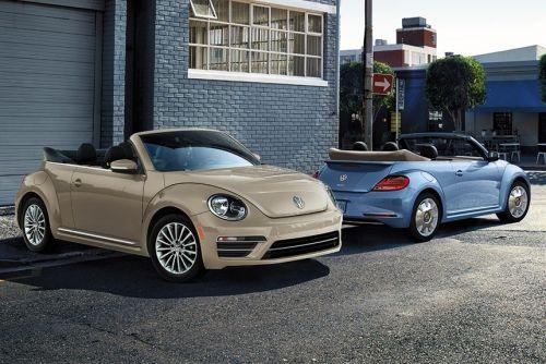 """Volkswagen завершает производство легендарного """"Жука"""""""