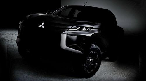 Mitsubishi анонсирует новое поколение пикапа L200