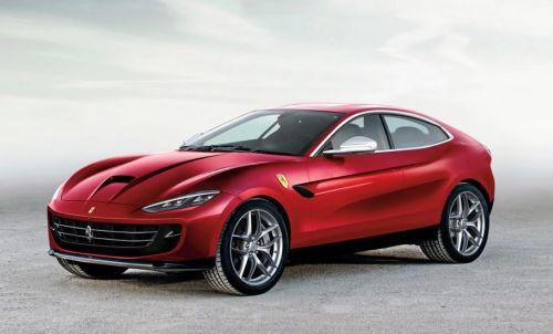 Первый кроссовер от Ferrari будет с дизайном в стиле спорткара