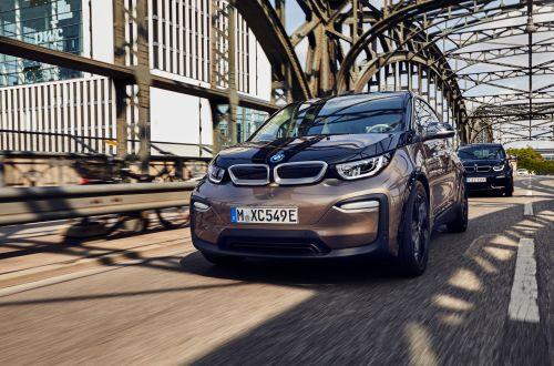 Теперь BMW i3 сможет проехать на 30% дальше на одном заряде