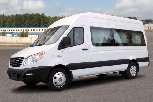 МАЗ запускает производство микроавтобусов и вэнов 3,5 т