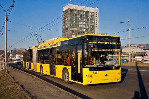Устаревшие киевские маршрутки не адаптируют к электронным билетам