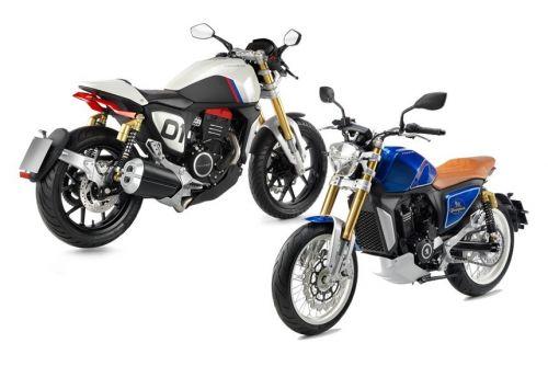 Peugeot вернулась к выпуску мотоциклов
