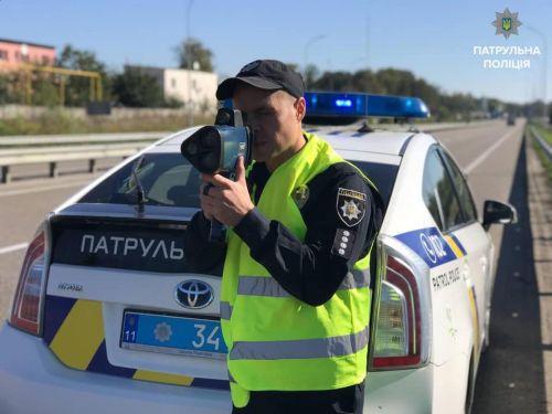 Больше никаких предупреждений. Патрульная полиция начала штрафовать за превышение скорости
