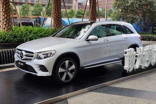 У Mercedes-Benz появится длиннобазная версия GLC