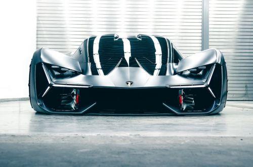 Lamborghini выпустит первую гибридную модель