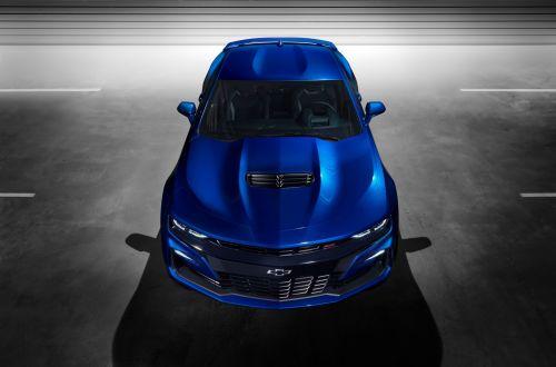 "Chevrolet Camaro станет ""гибридом"""