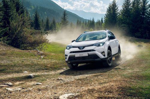 У Toyota RAV4 появится спецверсия в честь 25-летия модели