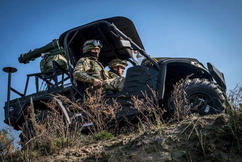 Десантники начали получать американские UTV