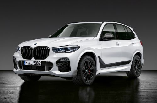 Новый BMW X5 уже обзавелся аксессуарами M Performance