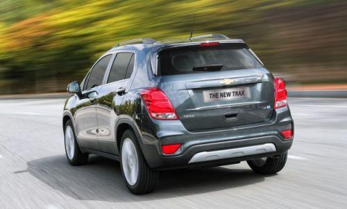 Каким будет новый Chevrolet Tracker