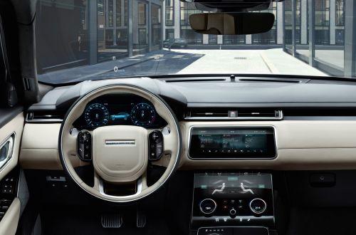 Land Rover смогут определять самочувствие пассажиров