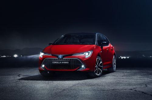Какой будет новая Toyota Corolla