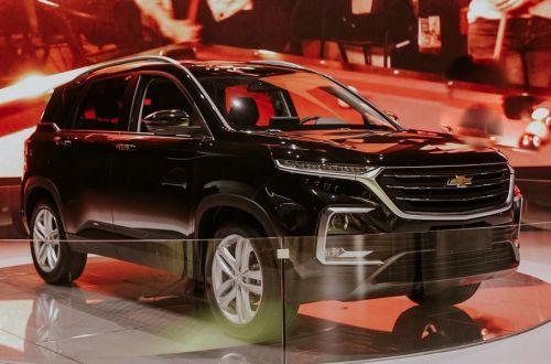 Каким будет новый Chevrolet Captiva