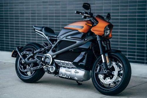 Harley-Davidson представил электрический мотоцикл