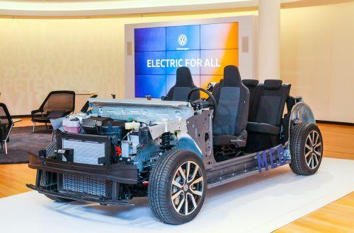 Volkswagen готовится выпустить 50 млн. электромобилей