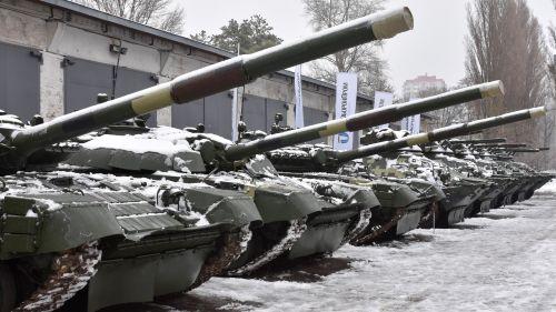 Сколько и какой военной техники передали украинской армии