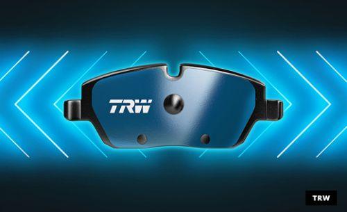 TRW представил первые в мире на рынке запчастей тормозные колодки для электромобилей