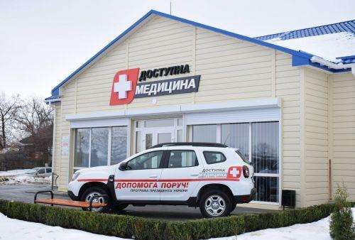 Сельские семейные врачи будут ездить на Renault Duster