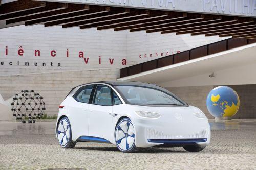 Массовый электромобиль от Volkswagen будет стоить как дизельный Golf