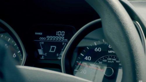 Hyundai Elantra за 5 лет проехала почти 2 млн км