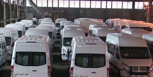 Что происходит в Украине с рынком микроавтобусов и больших MPV