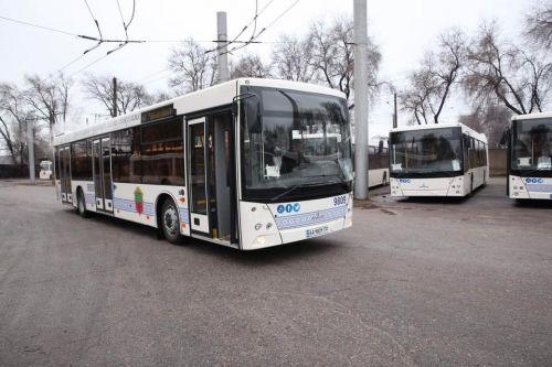 Запорожье закупает 95 новых автобусов
