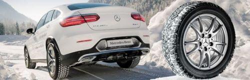 Зимние оригинальные колеса в сборе от Mercedes-Benz теперь на 20% доступнее