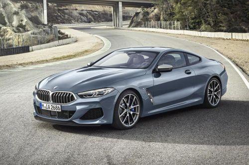 В Украину прибыли первые BMW 8 серии