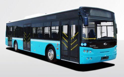 На украинский рынок госзакупок выходят турецкие автобусы