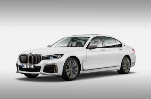 BMW раскрыла внешность обновленной «семерки»