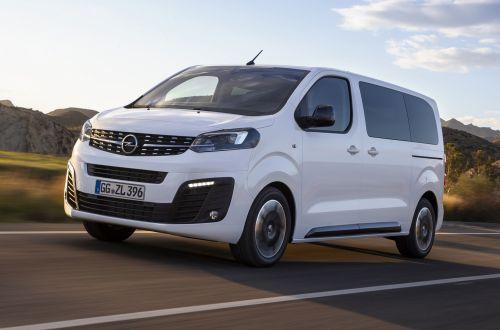 "У Opel появится ""близнец"" Peugeot Traveller и Citroen Spacetourer"