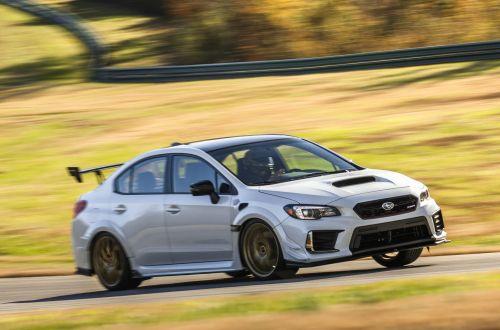 Subaru анонсировала лимитированную партию самого экстемального WRX STi - Subaru
